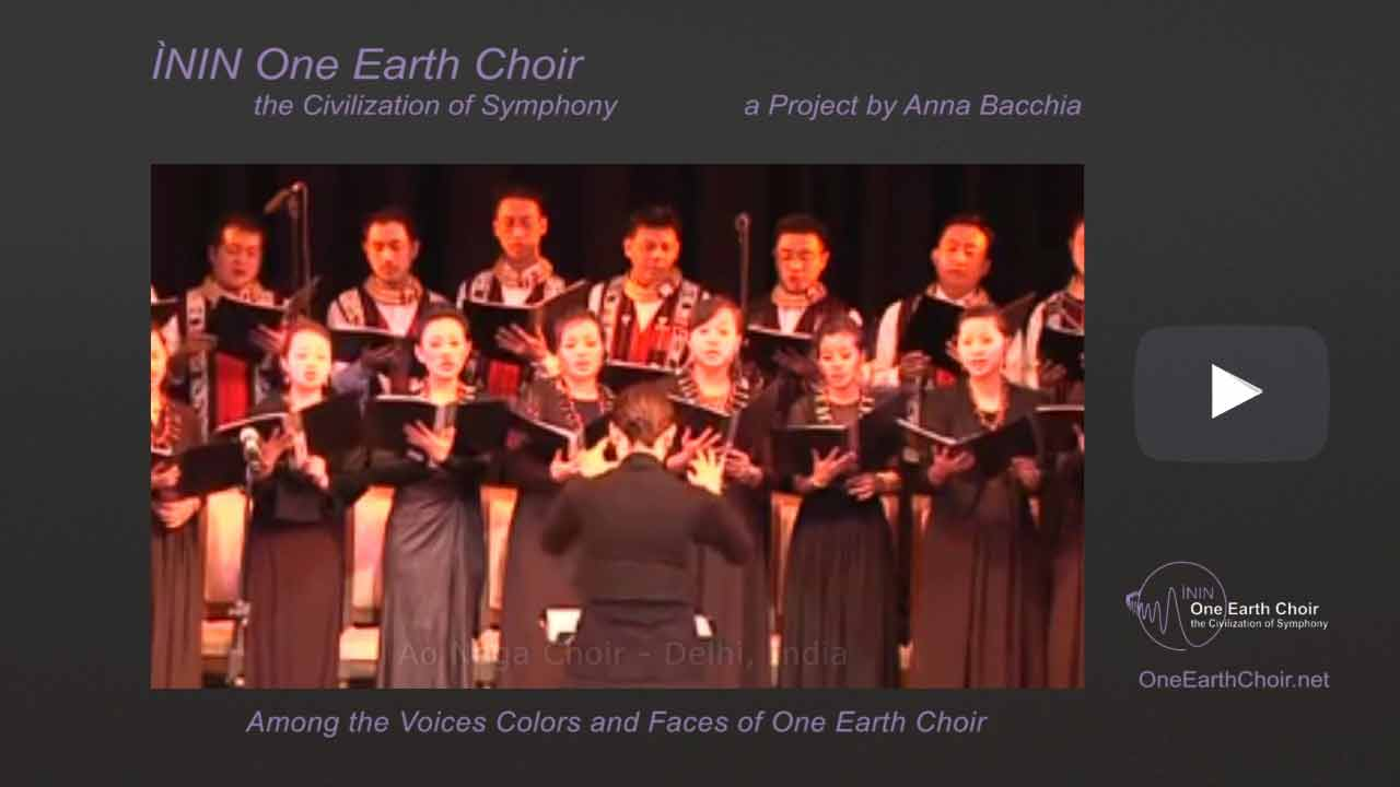 Video: among the Voices of One Earth Choir - 2
